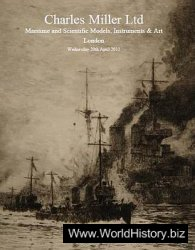 Maritime and Scientific Models, Instruments & Art