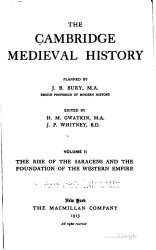 The Cambridge medieval history. Vol.5