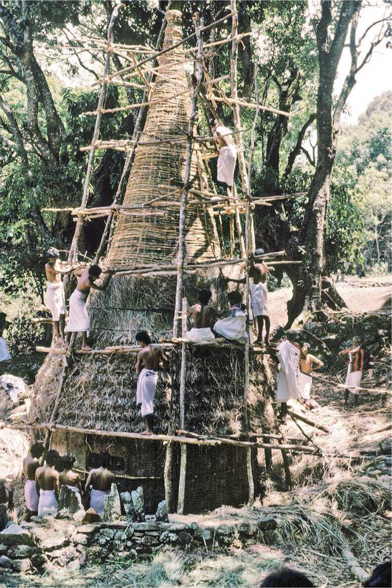 THE TODA: INDIA